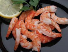 Cooked Shrimp Pieces