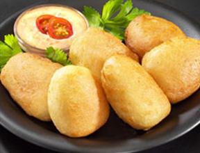 Breaded Fish Nugget