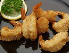 Home Style Coconut Deep Cut Shrimp