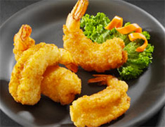 Breaded Deep Cut Shrimp
