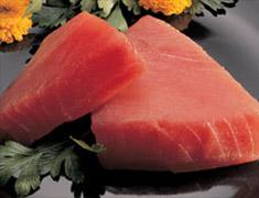 Tuna (Ahi / Yellowtail / Albacore) (Steak, Loin, Portions, Kabobs)