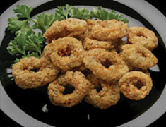 Breaded Marinated<br />