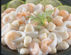 Seafood Mix<br />
