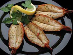 Marinated Butterfly<br />
